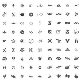 200 Iconic Vector Logo Templates