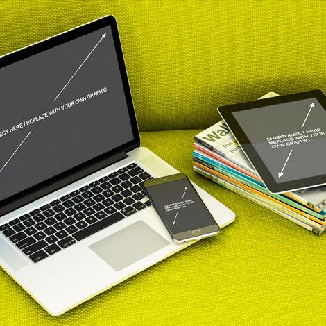 free-psd-mockup-ipad-iphone-macbook