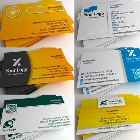 Free-psd-business-cards